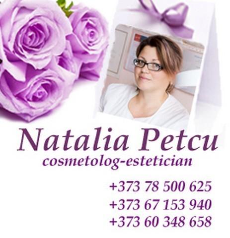 Cosmetolog Petcu Natalia